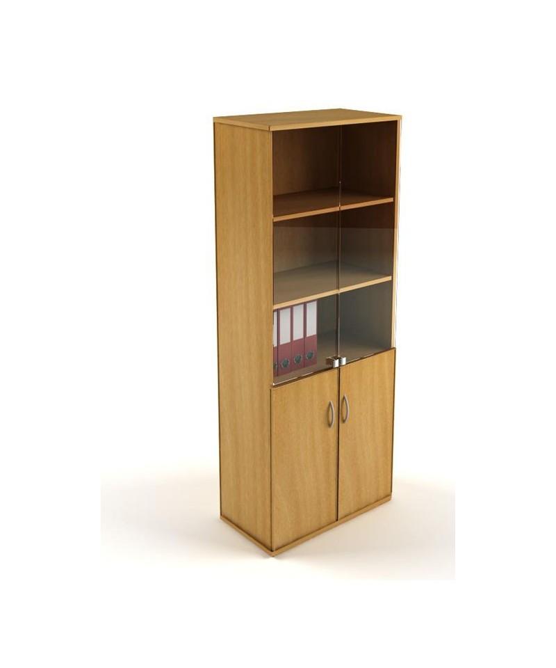 "Шкаф со стеклянными дверками ""Ш-04"""