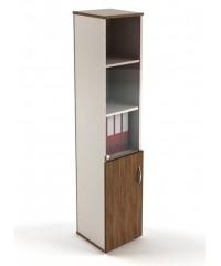 """Шкаф офисный для документов со стеклянными дверками """"Ш-09"""""""