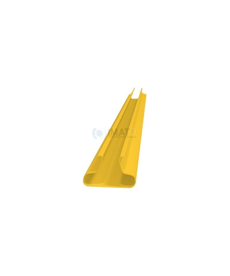 Комплект вставок для экономпанели (желтые) 23 шт