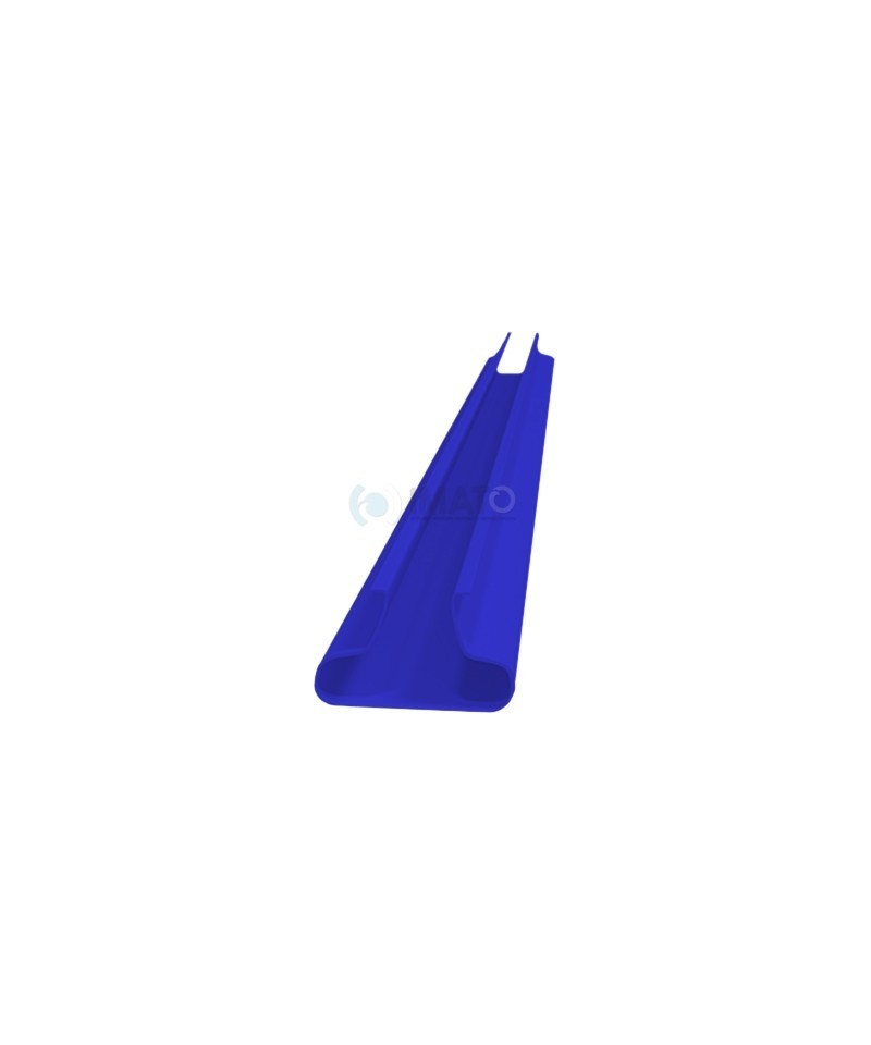 Комплект вставок для эконом-панели (синие) 23 шт