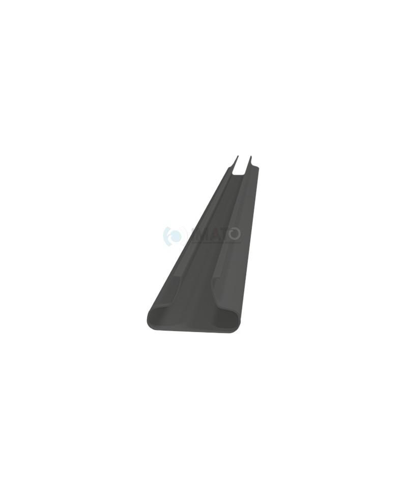Комплект вставок для эконом-панели (черные) 23 шт