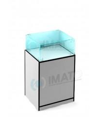 Пр-31 Истра- куб Прилавок со стеклянным куполом