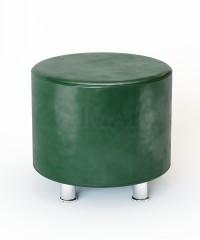 Пф-103 Банкетка-пуфик круглый (10 цветов)