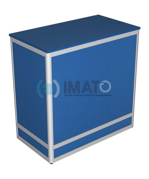 Прилавок торговый рамочный алюминиевый рабочий 50-90-90