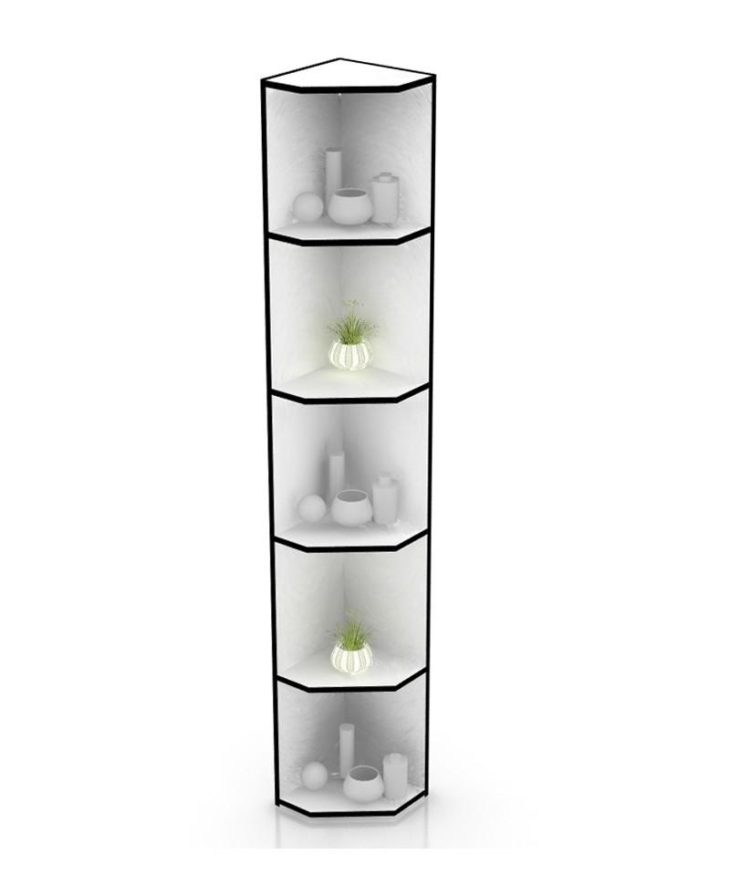 Ст-41 Внешний угловой элемент к  стеллажам 200-40-40