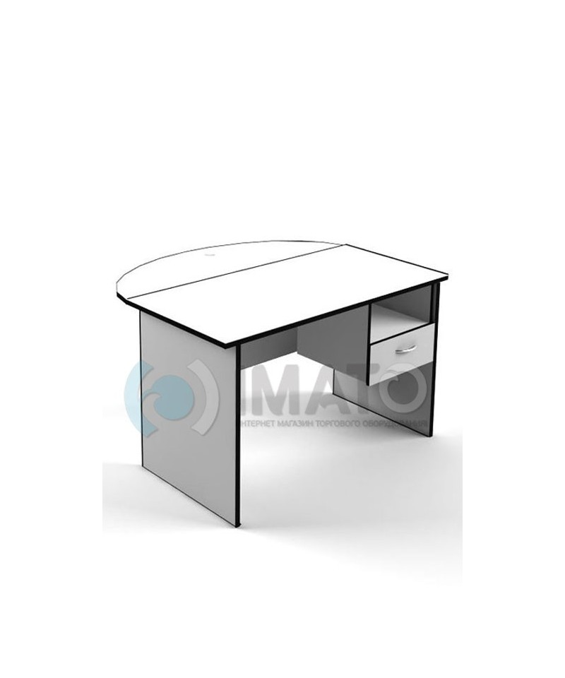 П-03 приставка к офисному столу  С-03
