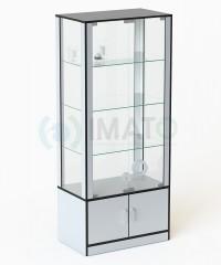 В-51 Витрина стеклянная классического типа с накопителем №51