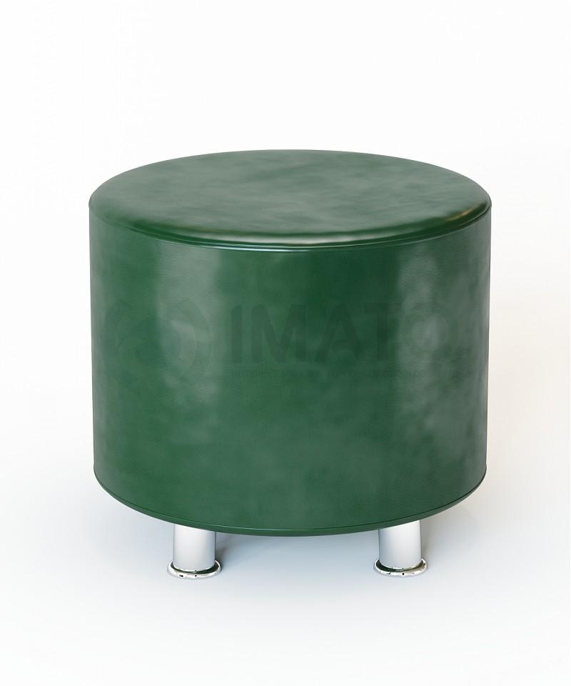 Банкетка-пуфик круглый
