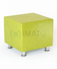 Пф-101 Банкетка-пуфик квадрат (10 цветов)