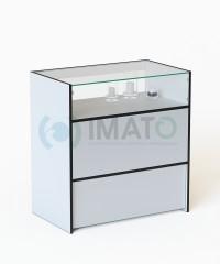 ПР-31 Прилавок со стеклом классический