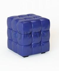 ПФ-301 Банкетка-пуфик «Люкс» квадратный (10 цветов)