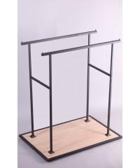 Бэст-1308 Стойка вешалка  напольная для одежды