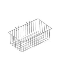 FG7-198 Корзина малая для торговой решетки (сетки)