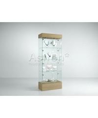 Прямоугольная стеклянная витрина As62-111