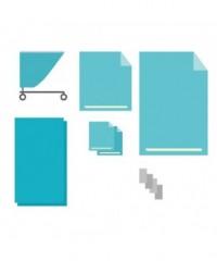 Комплект белья одноразовый общехирургический КБО-03 ГЕКСА одноразовый стерильный, 6 предметов